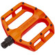 NS Bikes Aerial Pedals loose ball orange